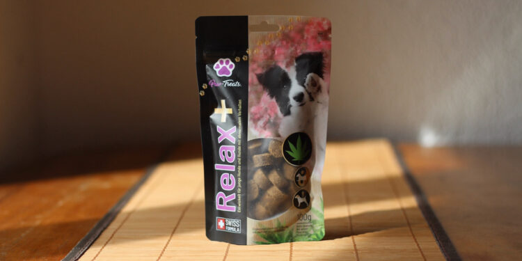 Relax Your Dog Paw Treats Relax Hundesnack 1 750x375